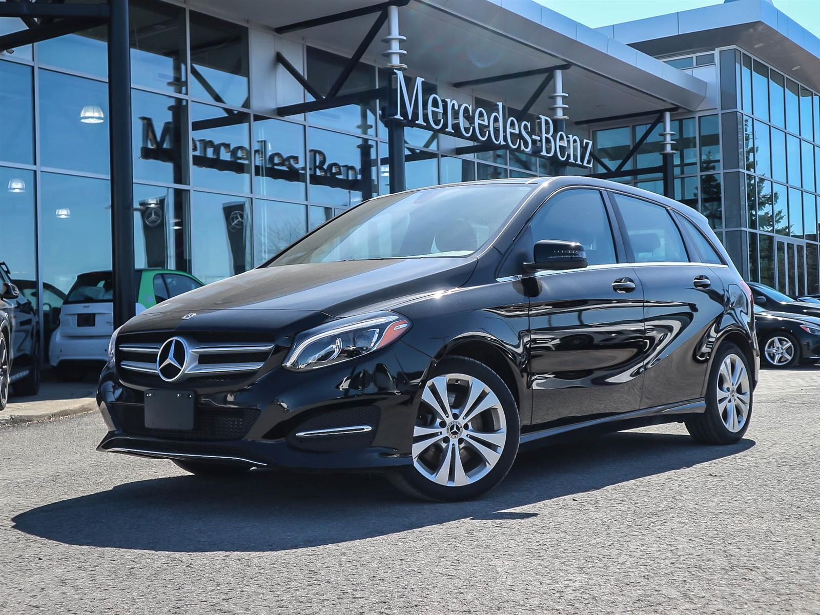 Certified Pre Owned 2018 Mercedes Benz B Cl B250